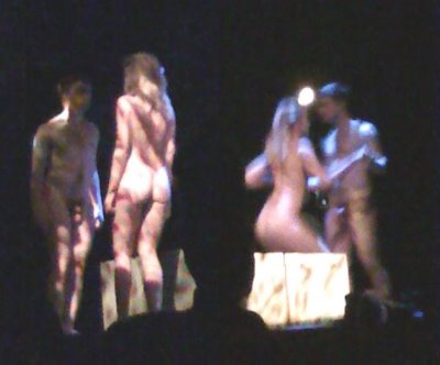 Daniel Radcliffe Naked On Stage 78